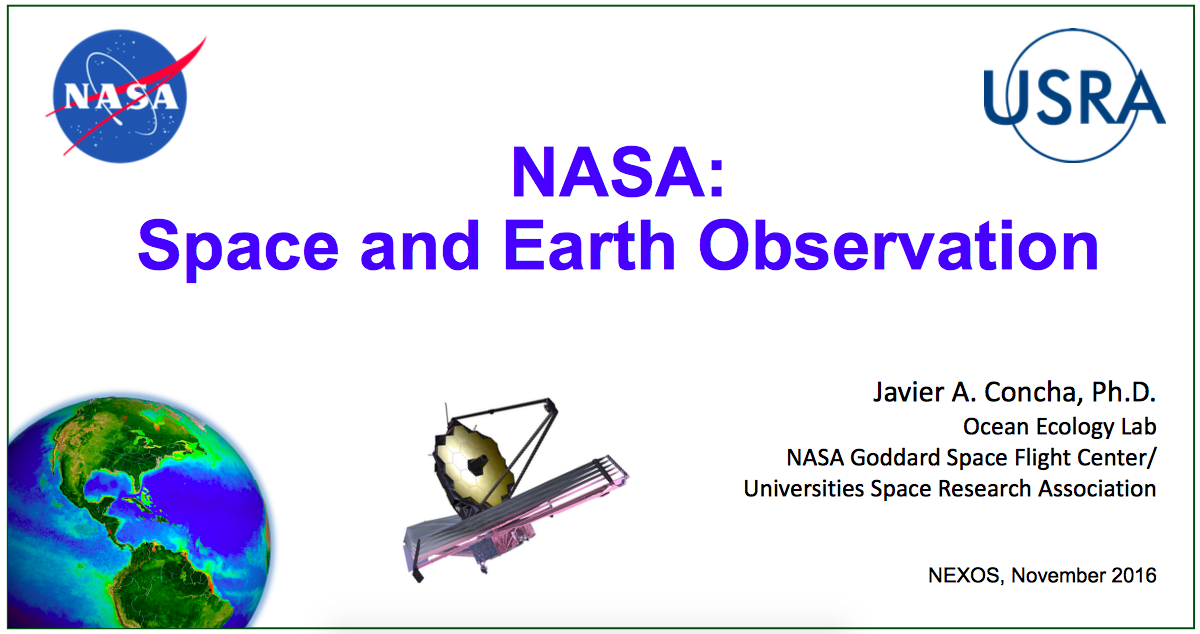 NASA: Space and Earth Observation