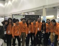 Nexos Boston se reune con Team Chileno en Competencia de Biología Sintética
